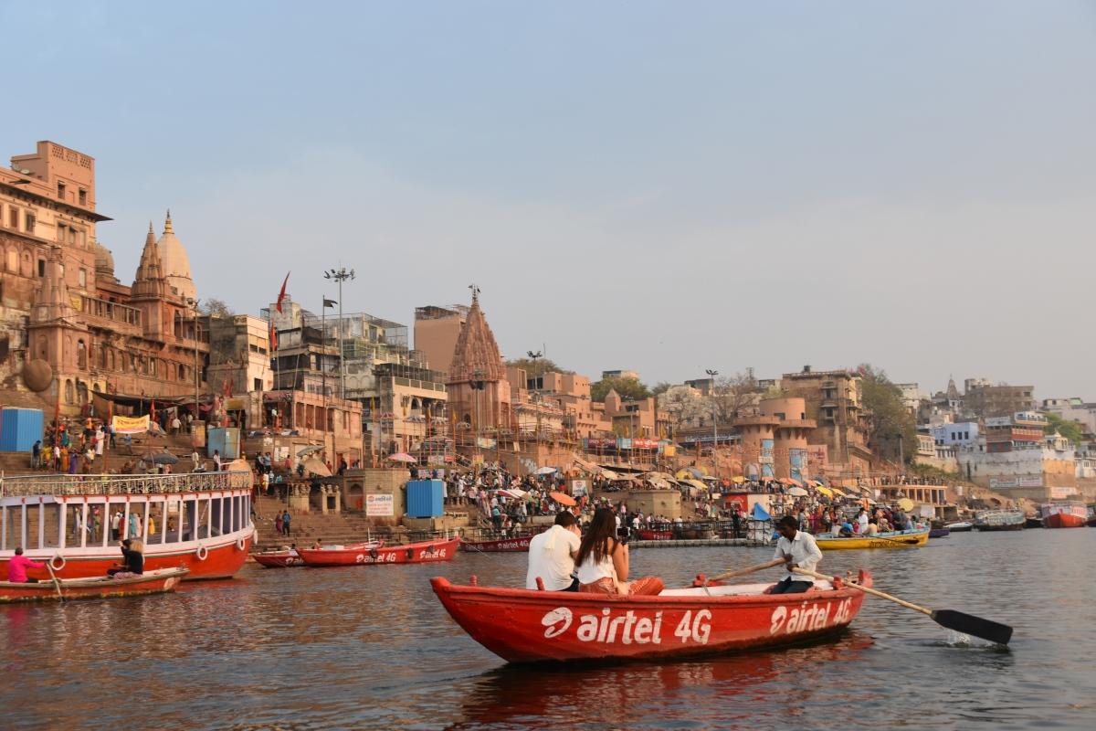 Am Ganges: Die größte Kloake der Welt und der reinste Fluss Indiens