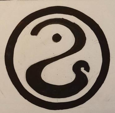 Das Logo von Maha Nanda, © Christoph Potmesil